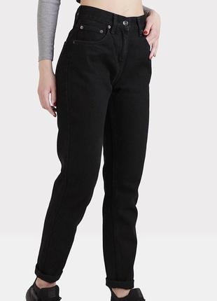 Calvin klein джинсы мом/бойфренд  на высокую девушку