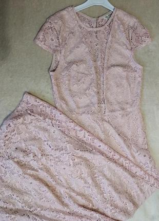 Вечіннє плаття maxi miss selfridge