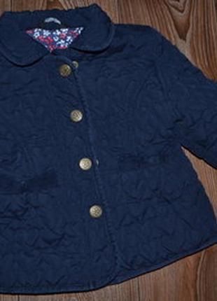 Стеганка курточка моднице 2-3г george