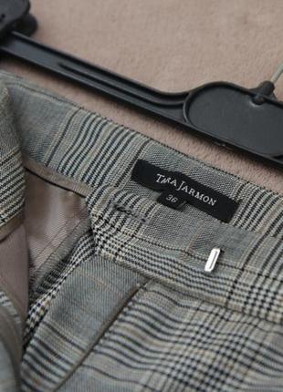 Дизайнерские шерстяные брюки от tara jarmon p.s