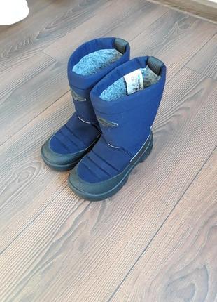 Зимние сапоги kuoma размер 29