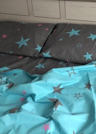 Стильный комплект постельного белья, есть разные размеры
