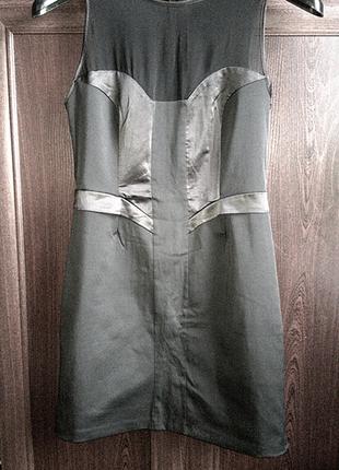 Черное платье от f&f