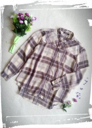 Шифонова рубашка/блуза