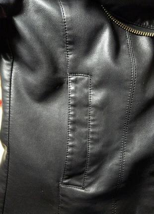 Кожаная куртка2 фото