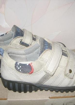 Туфли полуботинки демисезонные ессо 30р. (19,3 см.)