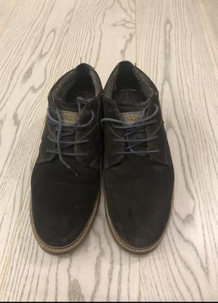 Черевики ботинки bugatti