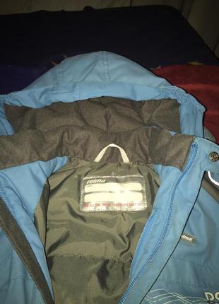 Куртка лыжная reima