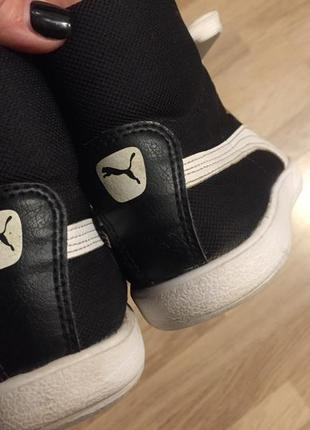 Кроссовки ботинки puma 33 размер4