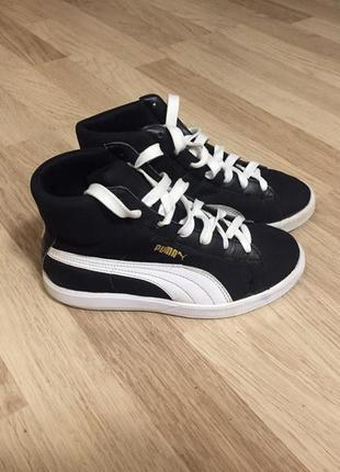 Кроссовки ботинки puma 33 размер1