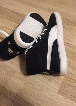 Кроссовки ботинки puma 33 размер5