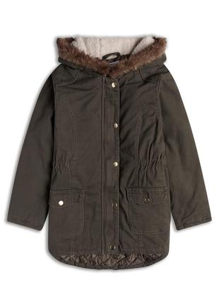 Парка куртка деми sugar squad 10-11 лет