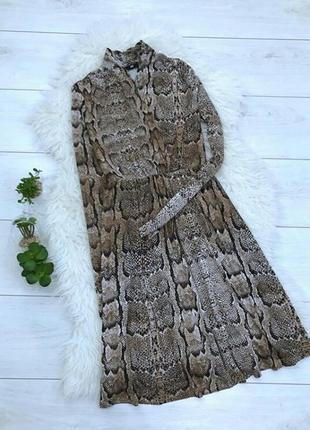 Сукня в актуальний принт