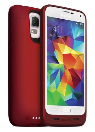 Чехол mophie juice pack для samsung s5
