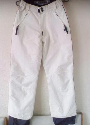 Лыжные штаны quiksilver на рост 152 см