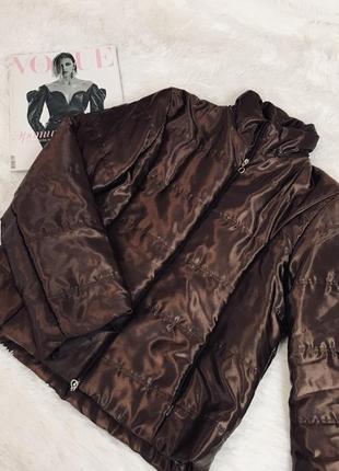Безумно удобная демисезонная курточка