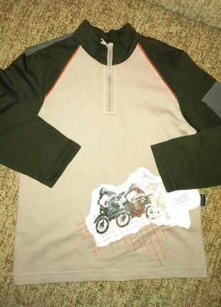 Кофта на мальчика kanz 9-10 лет