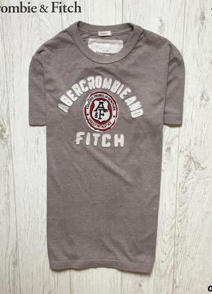 Мужская футболка abercrombie&fitch1 фото