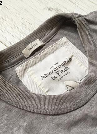 Мужская футболка abercrombie&fitch2