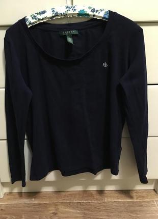 Свитшот/лонгслив/футболка с длинным рукавом ralph lauren