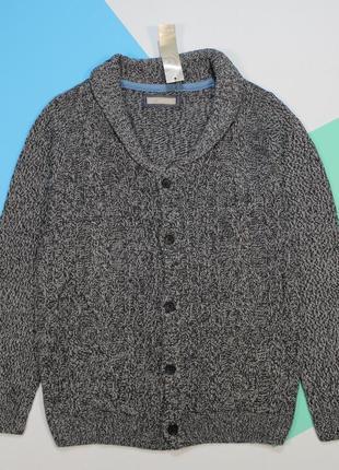 Симпатичный легкий свитер-кардиган от avenue