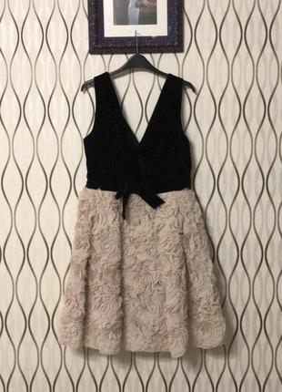 Платье нарядное вечернее  v by very, новое!