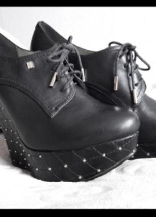 Туфли antonio biaggi кожа натуральная 40р2 фото