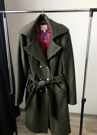 Пальто в стиле милитари от axara