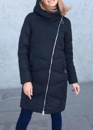 Новый фирменный пуховик куртка icebear, био-пух, размер м/44