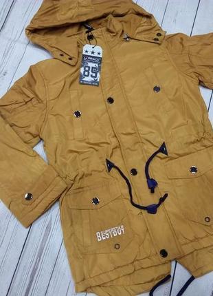 Демисезонные куртки 146. венгрия grace.