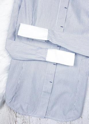Крута базова сорочка в смужку zara5