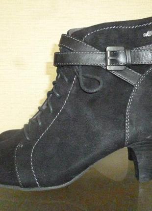Женственные деми ботиночки от s.oliver