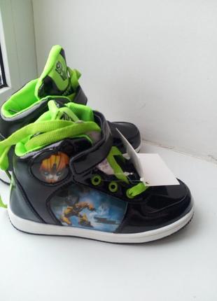 Хайтопы, кроссовки, высокие кеды, ботинки бамблби, трансформеры2