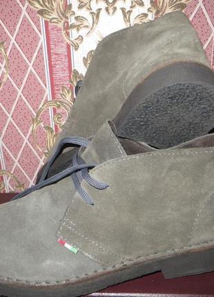 Великолепные итальянские desert boots