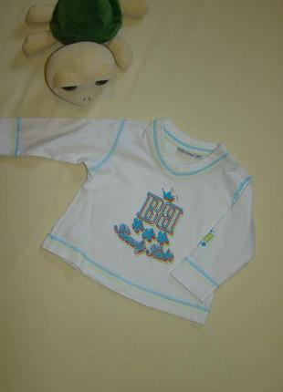 Милый реглан кофта baby blue 9-12 мес