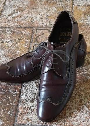 Туфли мужские fabi