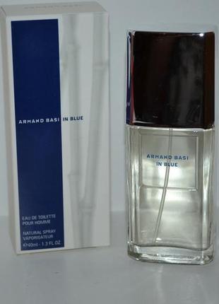 Мужская парфюмированная вода 40 ml