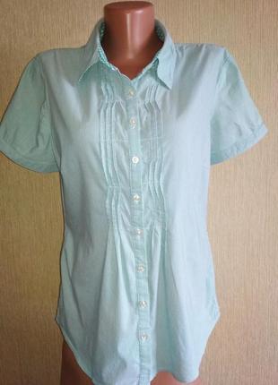 Нежной расцветки рубашка