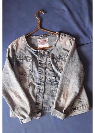Джинсовая курточка, gloria jeans