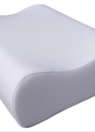 Ортопедическая подушка анатомическая с эффектом памяти 3 - х слойная трехслойная