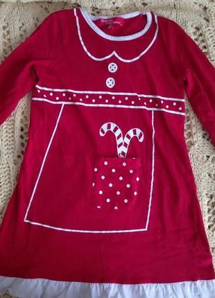 Новогоднее платье  christmas collection