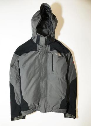 The north face hyvent alpha primaloft куртка