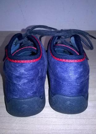 Джинсовые ботинки размер 21 можно на высокий подъем5 фото