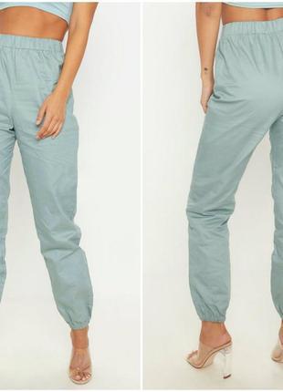 Стильные плотные брюки карго штаны