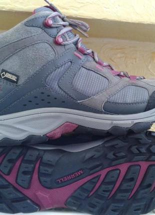 Ботинки черевики merrell daria mid gore-tex bot (37.5р.) оригинал!! -20%