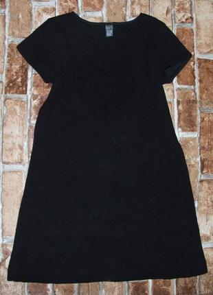 Платье вязаное 10-12лет зара сток