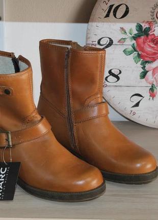 Зимові чоботи з мембраною gore-tex marc soft walk