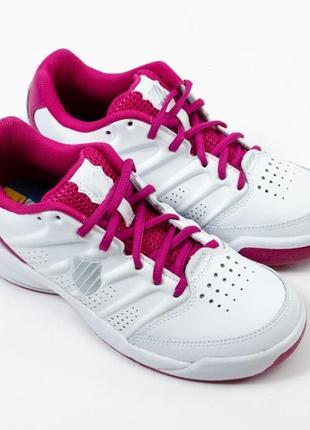 Детские кроссовки k-swiss ultrascendor omni junior tennis shoes
