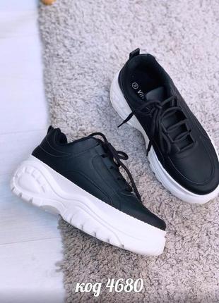 Кроссовки в стиле buffаlo london. размеры с 36 по 40