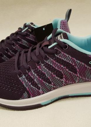 Тканевые кроссовки baas. разные расцветки. размеры с 36 по 41